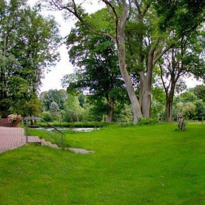 Garten Aussicht Boxberg